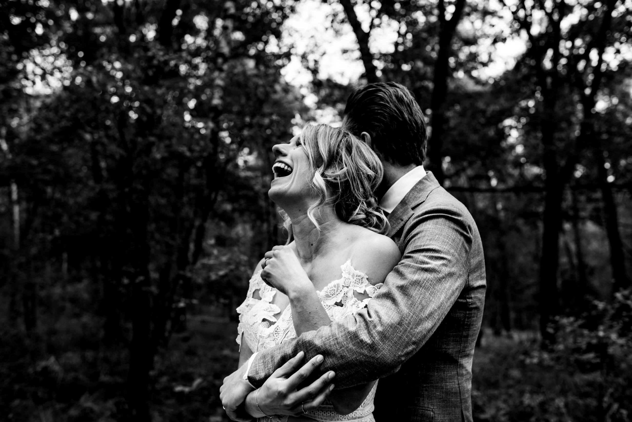 Als trouwfotograaf in Brabant: Danique & Pieter