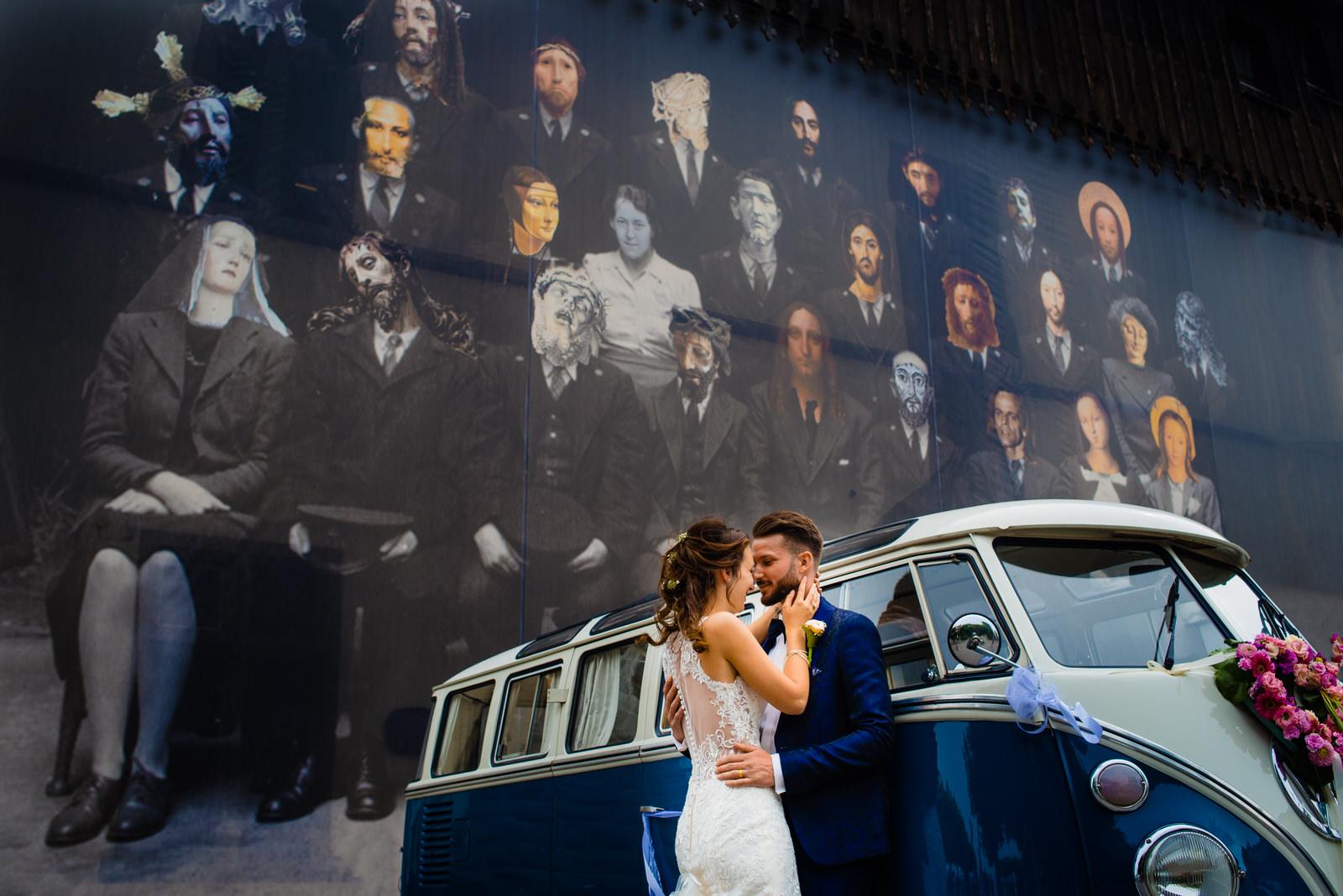 Getting married in Germany: Saskja en Jan