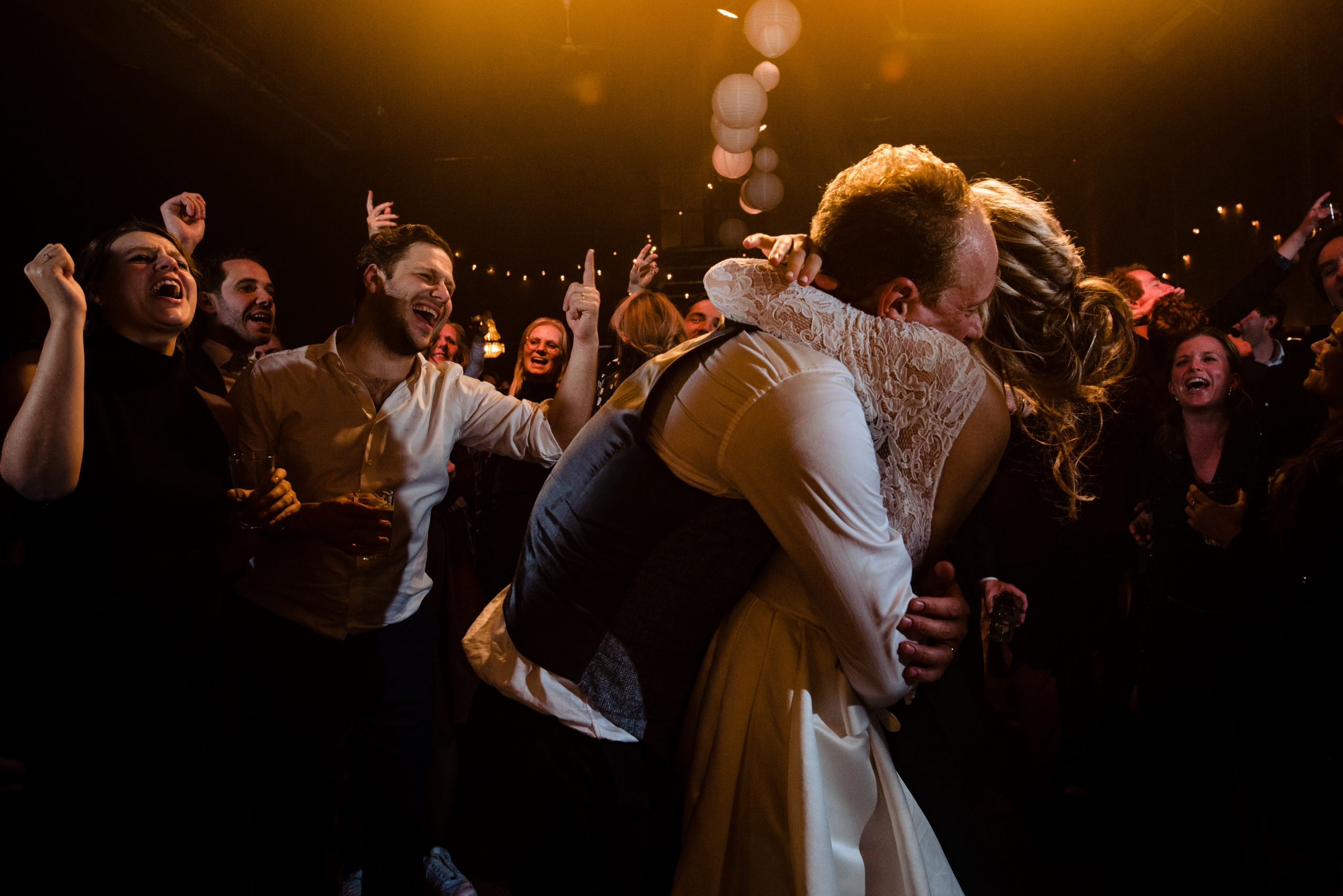 Martine and Wouter – Wedding photographer in Amsterdam