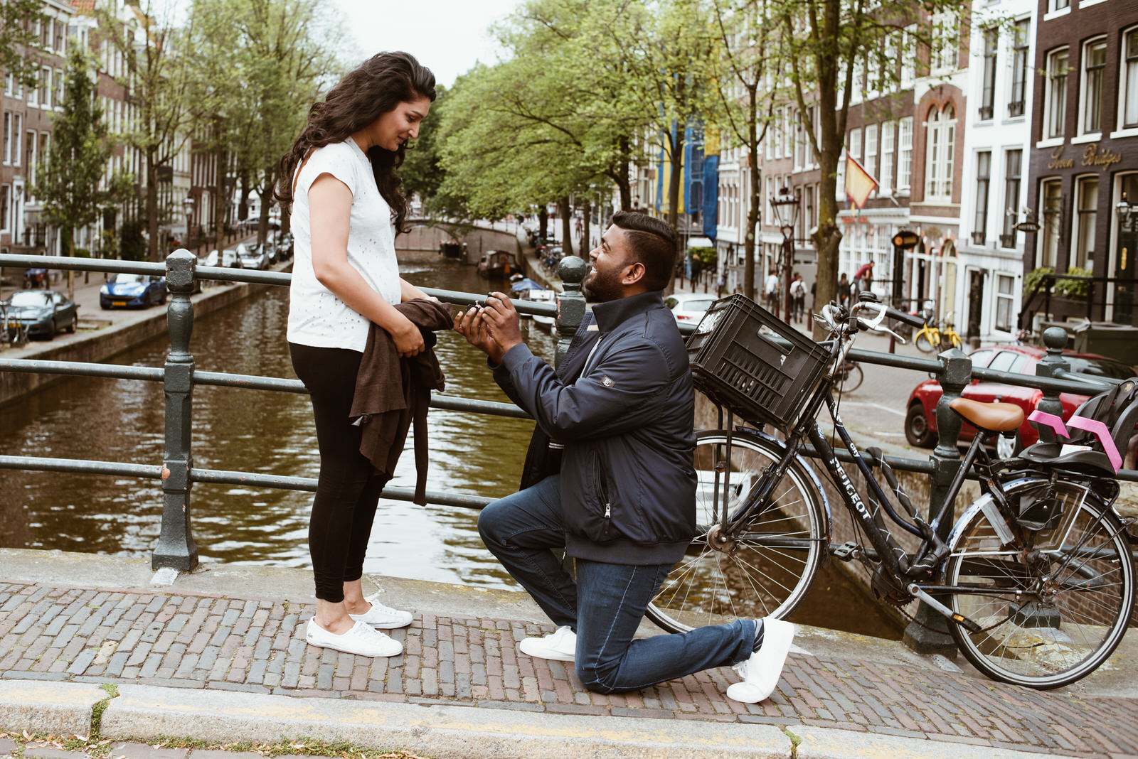 proposal photography Amsterdam